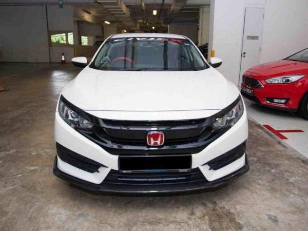 Rental Honda Civic 1.6 VTI CVT [PUTIH]