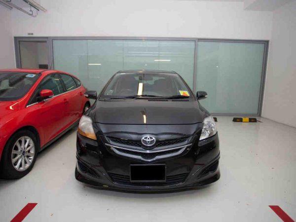 Rental Toyota Vios E [HITAM]