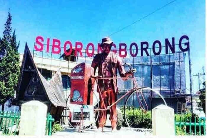 Siborong-borong Destinasi Tujuan Favorit