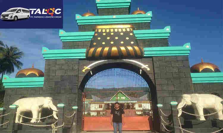 Tempat Wisata di Kota Padangsidimpuan Raja Najungal 740x450