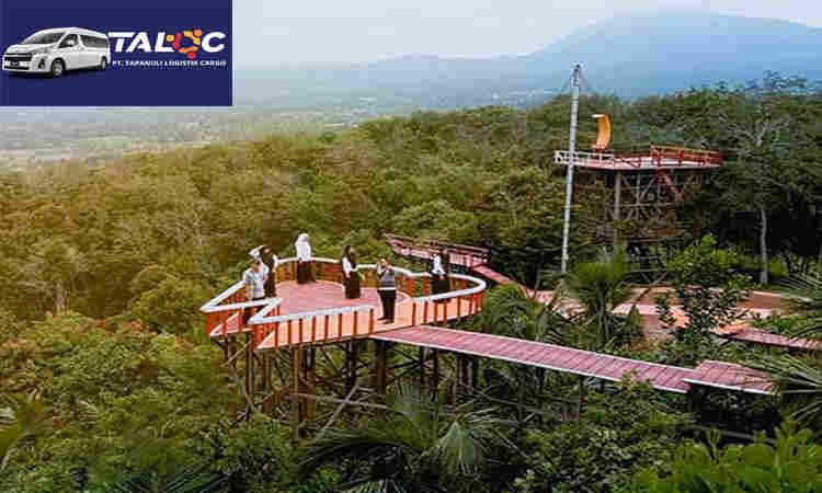 Tempat Wisata di Kota Padangsidimpuan Simarsayang 740x450