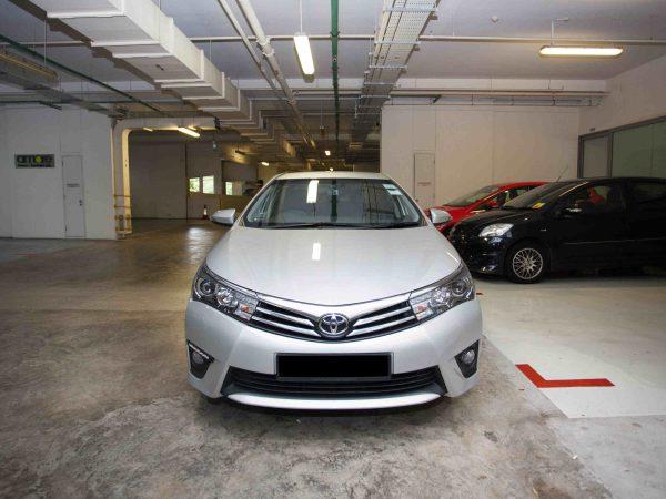 Rental Toyota Corolla Altis
