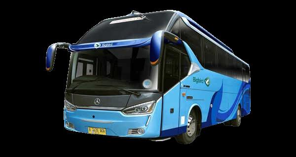 Bus TATA (Taloc Taxi)