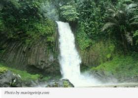 7 Air Terjun Terindah di Padang Sidempuan - Air Terjun Aek Malakkut