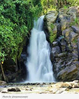7 Air Terjun Terindah di Padang Sidempuan - Air Terjun Sisundung Parsalakan