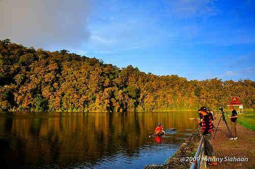 7 Danau di Sumatera - Danau Lau Kawar