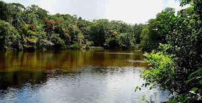 7 Danau di Sumatera - Danau Si cikeh cikeh