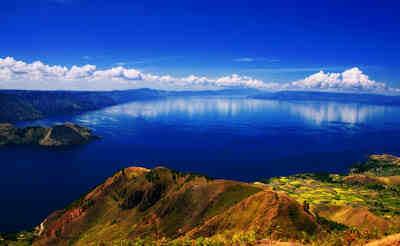 7 Danau di Sumatera - Danau Toba