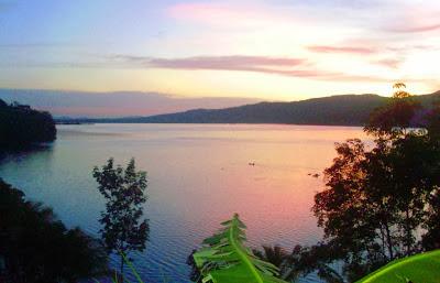 Air Terjun Silima-lima VS Danau Siais - Danau Siais 3