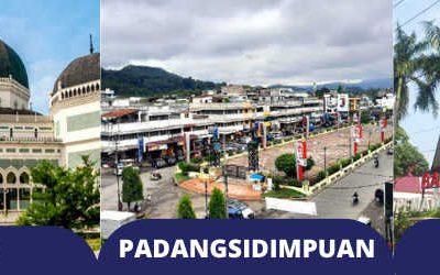 Jadwal dan Harga Tiket Taksi Bus Travel Medan Padang Sidempuan 2021