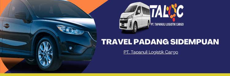 Travel Padang Sidempuan ke Medan