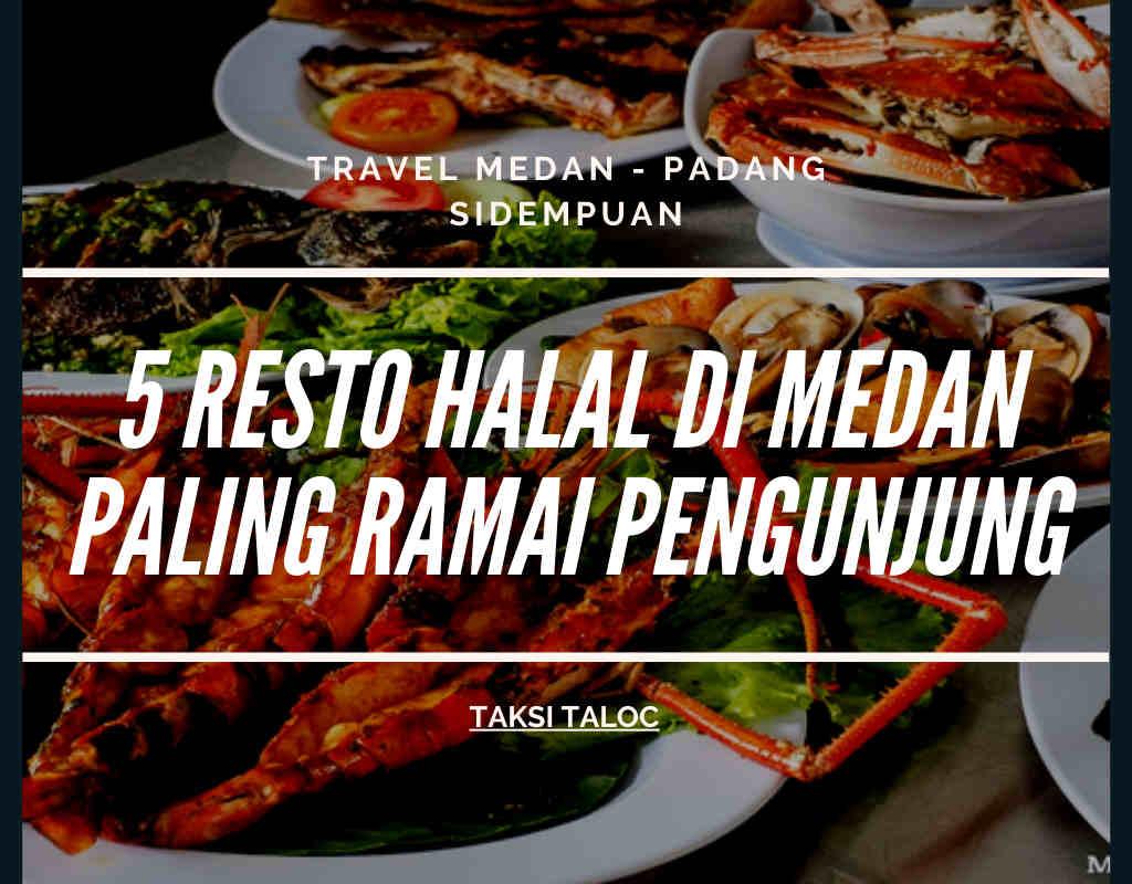 5 Resto Halal di Medan Paling Ramai Pengunjung
